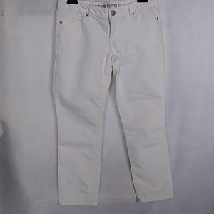 Mossimo Supply Co. Jeans High Rise Crop Size 7